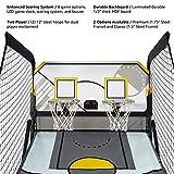 Amazon Basics Dual Shot Classic Shootout Basketball