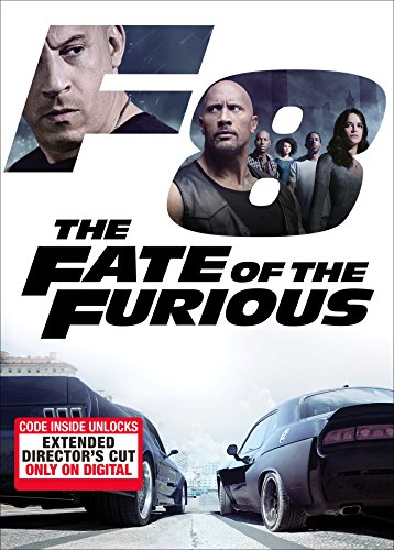 The Fate of the Furious (Fast And The Furious 1 Green Car)
