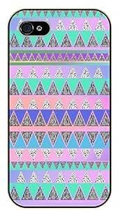 iPhone 6 Aztec Pattern - black plastic case / Art, hipster, tribal
