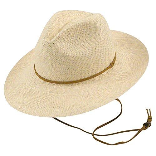 Genuine Panama Fedora Hat - 6