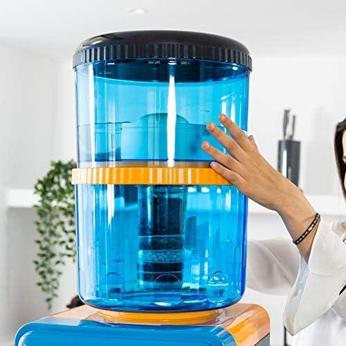 ECODE Deposito purificador de agua 7 niveles de purificacion 20 ...