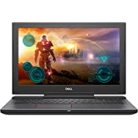2018 Flagship Dell Inspiron 15 7000 15.6 FHD IPS Gaming Laptop, Intel Quad-Core i7-7700HQ 16GB DDR4 1TB HDD+128GB SSD 6GB NVIDIA GeForce GTX 1060 Backlight Keyboard 802.11ac HDMI USB Type-C Win 10