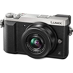 PANASONIC LUMIX GX85 4K Mirrorless Camera, with 12-32mm MEGA O.I.S. Lens, 16 Megapixels, Dual I.S. 1.0, 3 Inch Tilting Touch LCD, DMC-GX85KS (USA SILVER)
