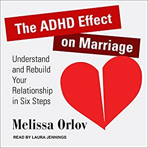 The ADHD Effect on Marriage Audiobook