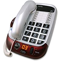 Clarity Alto 54005.001 Digital Extra Loud Big Button Speakerphone