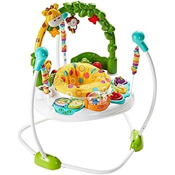5597c607e Amazon.com   Fisher-Price Go Wild Jumperoo   Baby