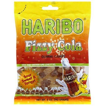 Haribo Gummies - Fizzy Cola - 5 oz