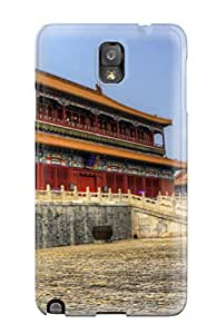 Tpu Shockproof/dirt-proof Beijing City Cover Case For Galaxy(note 3)