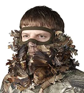 Hunters Specialties Realtree APG 3/4 Leafy Face Mask