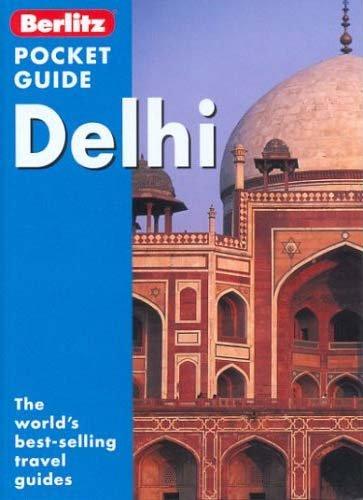 Read Online Delhi Berlitz Pckt GD (Berlitz Pocket Guides) PDF
