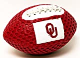 Oklahoma Sooners Fun Gripper 8.5 Football NCAA By: Saturnian I