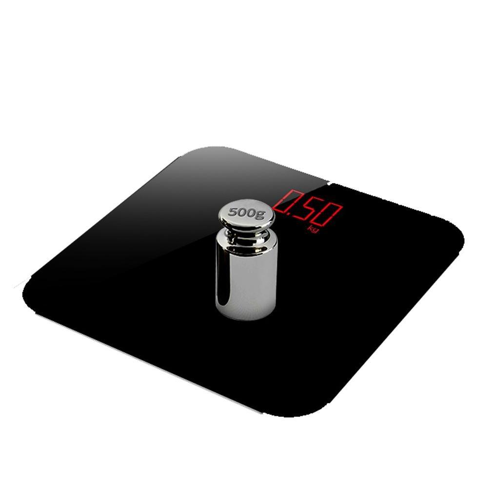 WAOBE Báscula de pesaje electrónica recargable Báscula de pesaje electrónica Báscula de pesaje electrónica de precisión para medir peso , black: Amazon.es: ...
