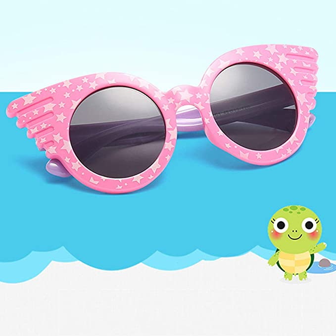 Amazon.com: HONGLIAN New Childrens Polarized Sunglasses ...