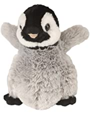 Wild Republic Playful Penguin Plush Soft Toy, Cuddlekins Cuddly Toys, Gifts for Kids 20 cm