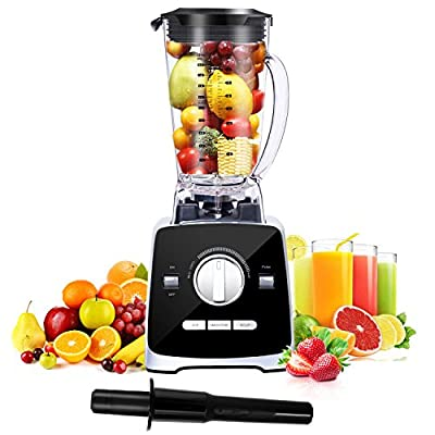Posame Professional High Speed Blender for Smoothies and Shakes,Hot Soups,Baby Food