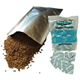 Dry-Packs 20-1 Gallon 10-Inch by 16-Inch Mylar Bags and 300cc Oxy-Sorb Oxygen Absorbers for Long Term Food Storage Preservation