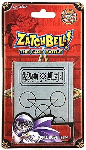 (Zatchbell (The Card Battle) Spell Book: Zeno)