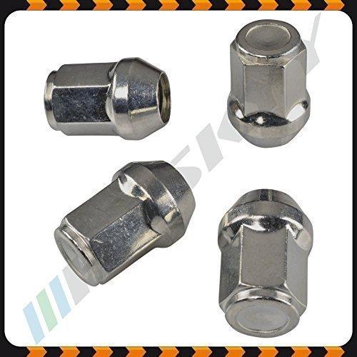 24Zinc Tuerca Rueda M12x 1, 5x 34SW19Cono cintura Cono 60° aluminio Llantas de Acero 5x 34SW19Cono cintura Cono 60° aluminio Llantas de Acero Haskyy