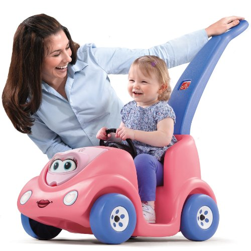 Step2 Push Around Buggy Anniversary Edition Pink (Pink Buggy Push Around)