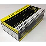 Hand Tek Disposable Powder Free Large Nitrile Gloves -- 1000 per case.