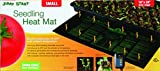 Jump Start 9'' x 19 1/2'' Waterproof Seedling Heat Mat