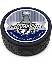 Stanley Cup Champions Collectible Puck Ice Design