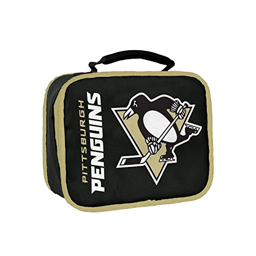 Penguins Sport Pittsburgh Backpack - Officially Licensed NHL Pittsburgh Penguins Sacked Lunch Cooler