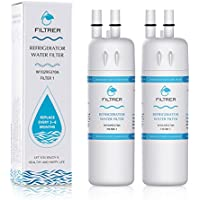 Refrigerator Water Filter by Perfilter (2PCS, White)