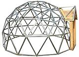 14 Foot Diameter Geodesic Dome Frame Kit
