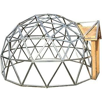 Amazon.com: 14 Foot Diameter Geodesic Dome Frame Kit: Home Improvement