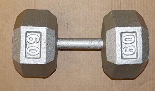 Hex Dumbell - 60lb