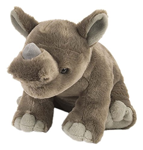 Wild Republic Rhino Baby Plush, Stuffed Animal, Plush Toy, Gifts For Kids, Cuddlekins 12 Inches