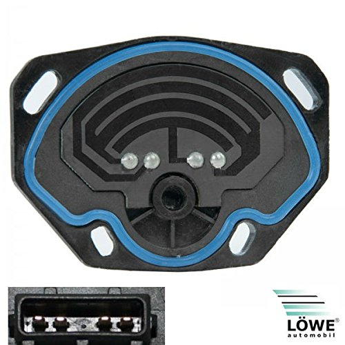 LÖ WE automobil 66022.0 Valvola di Controllo dell`Aria Minimo (IAC) LÖWE automobil®