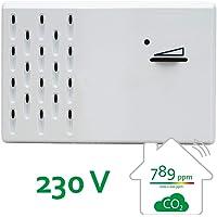 ADS de CO2–230dióxido de Sensor 230V para medición