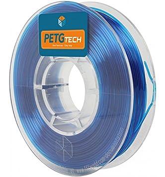 FFFworld 250 g. PETG Tech Azul 2.85 mm.: Amazon.es: Electrónica