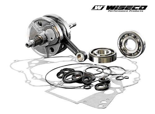 2001-2004 Yamaha YZ125 Dirt Bike Complete Bottom End Engine Rebuild Kit ()