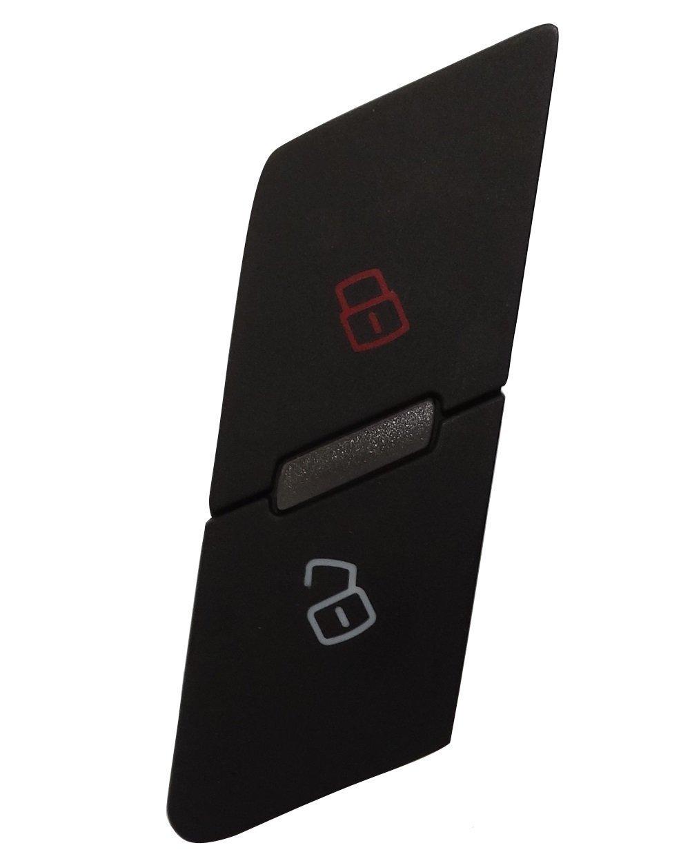 Aerzetix: Interrupteur bouton fermeture de porte compatible avec 4FD962107 4F1962107B avant gauche C16161 SK2-C16161