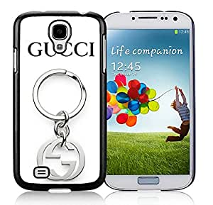 Popular Designed Phone Case For Samsung Galaxy S4 I9500 i337 M919 i545 r970 l720 With Gucci 22 Black Phone Case