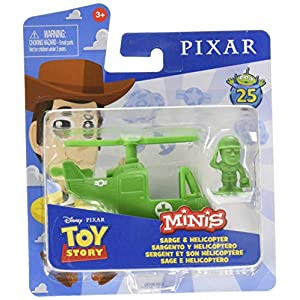 Toy Story Minis Sarge &...