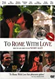 To Rome With Love (2012) ** Import ** Region 3 Woody Allen, Alec Baldwin, Roberto Benigni, Penelope Cruz, Ellen Page