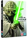 Star Wars: The Prequel Trilogy (Episodes I-III) [Region 2 DVD]