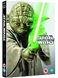 Star Wars: The Prequel Trilogy (Episodes I-III) [Region 2 DVD]