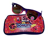 Shopkins Girls Sunglasses with Soft Case 100% UVA & UVB Protection