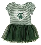 Outerstuff NCAA Girl's Toddlers Celebration Tutu, Michigan State Spartans 4T