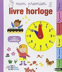 Mon premier livre-horloge