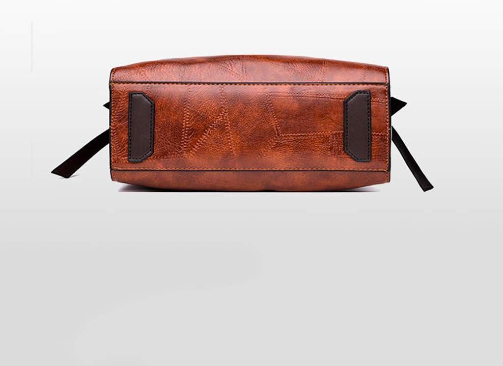 LY88 Damen Rucksack beiläufige PU Leder Handtasche 265 * 10 * 25cm Zipper Lock Five Colors Geschenk B
