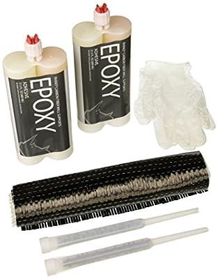 Crack Repair Kit - Unidirectional Repair Kit For Foundation, Wall, Basement, Pool, Concrete & Crack Repair