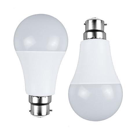 LAKES Bombilla LED de Seguridad Con Sensor de Movimiento, 7 W, Equivalente a 60
