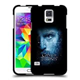 Official HBO Game Of Thrones Tormund Winter Is Here Black Soft Gel Case for Samsung Galaxy S5 / S5 Neo