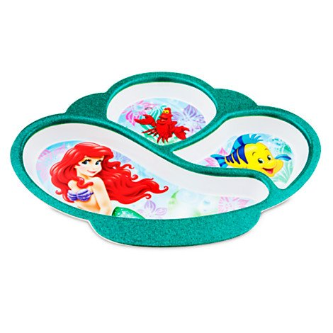 Disney Little Mermaid Ariel Plate